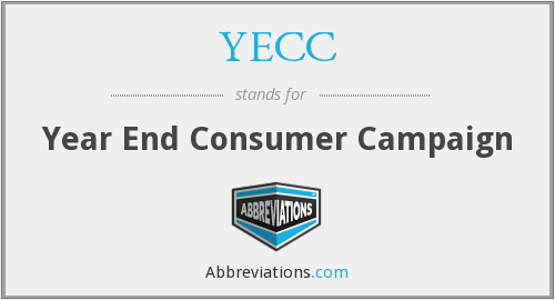 What does YECC stand for?