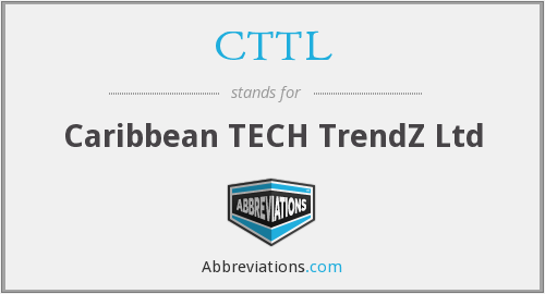 CTTL - Caribbean TECH TrendZ Ltd