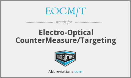 What does EOCM/T stand for?