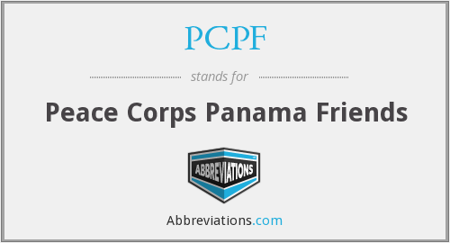 PCPF - Peace Corps Panama Friends
