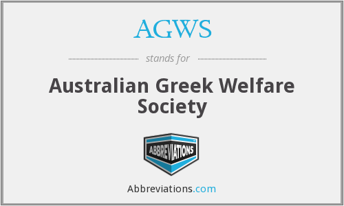 What does AGWS stand for?