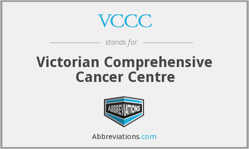 What does VCCC stand for?