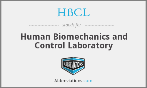 What does HBCL stand for?