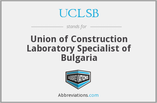 What does UCLSB stand for?