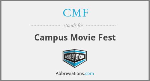CMF - Campus Movie Fest