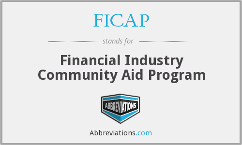 What does FICAP stand for?