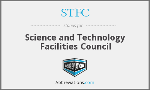 STFC - Science and Technology Facilities Council