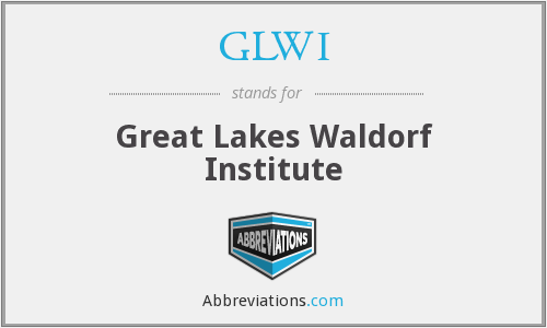 GLWI - Great Lakes Waldorf Institute