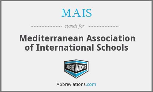 MAIS - Mediterranean Association of International Schools