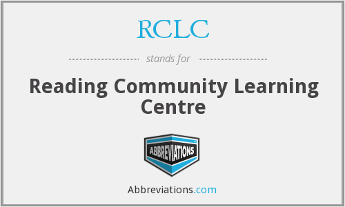 What does RCLC stand for?