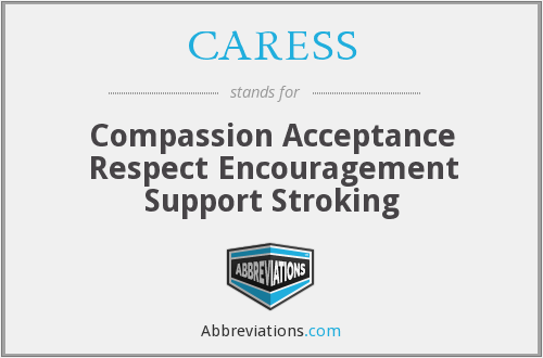 What does CARESS stand for?