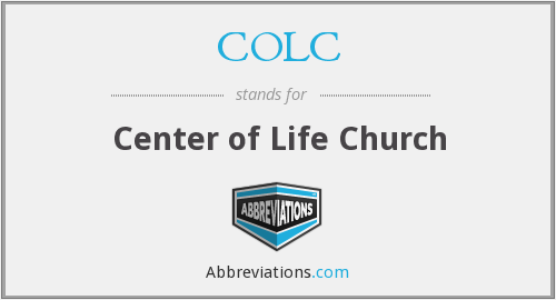 What does COLC stand for?