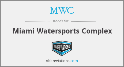 What does MWC stand for?