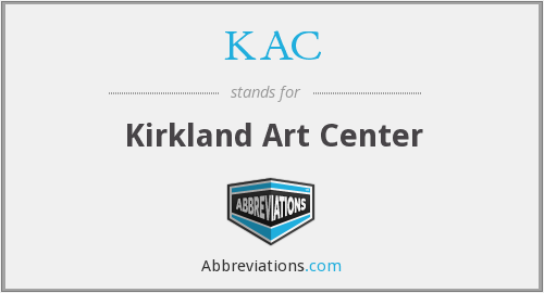 KAC - Kirkland Art Center