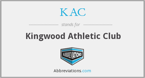 KAC - Kingwood Athletic Club