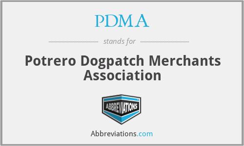 PDMA - Potrero Dogpatch Merchants Association