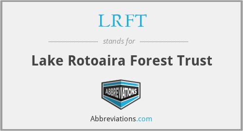 LRFT - Lake Rotoaira Forest Trust