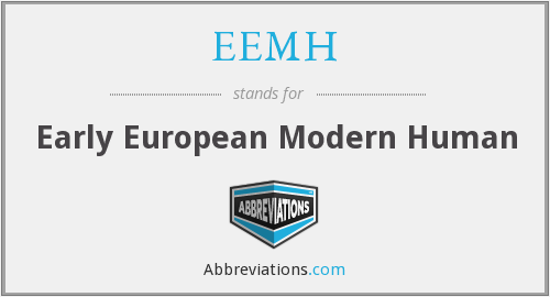 What does EEMH stand for?