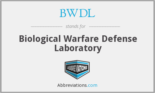 What does BWDL stand for?
