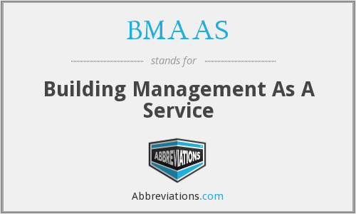 What does BMAAS stand for?
