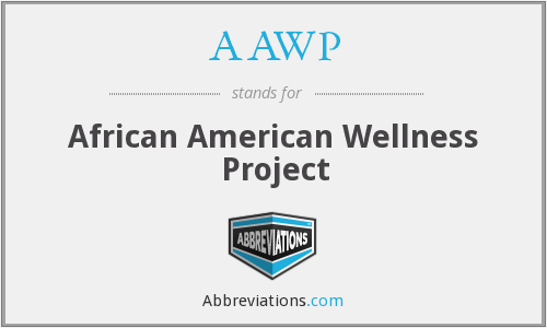 AAWP - African American Wellness Project