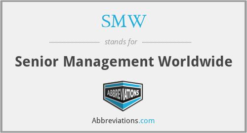 SMW - Senior Management Worldwide