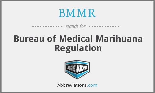 What does BMMR stand for?
