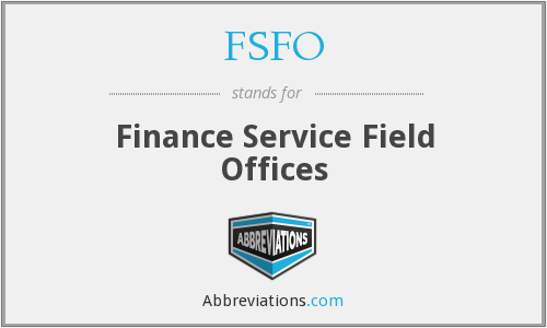 What does FSFO stand for?