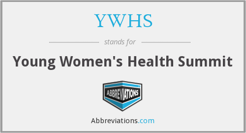 What does YWHS stand for?