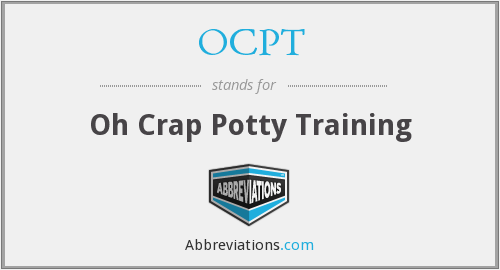 What does OCPT stand for?