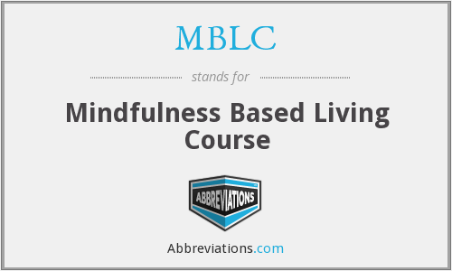 What does MBLC stand for?