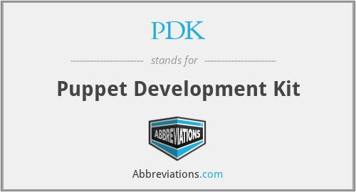 PDK - Puppet Development Kit