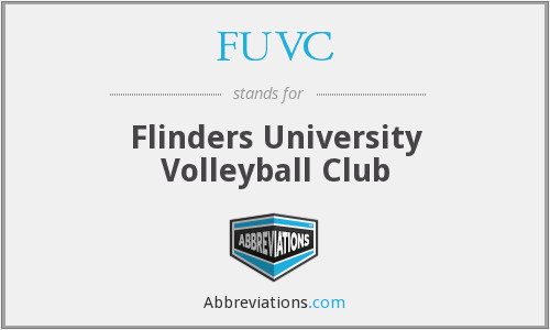 What does FUVC stand for?