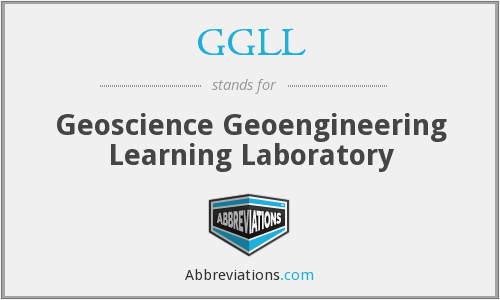 What does GGLL stand for?