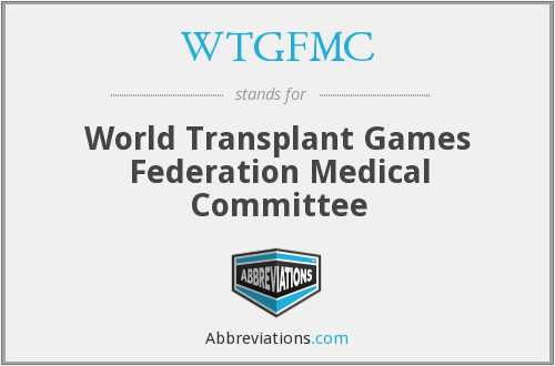 What does WTGFMC stand for?