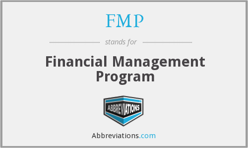 FMP - Financial Management Program