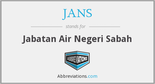 What does JANS stand for?