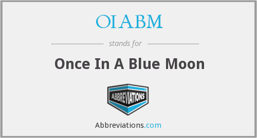 What does OIABM stand for?