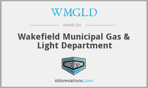 What does WMGLD stand for?