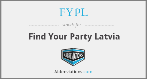 What does FYPL stand for?