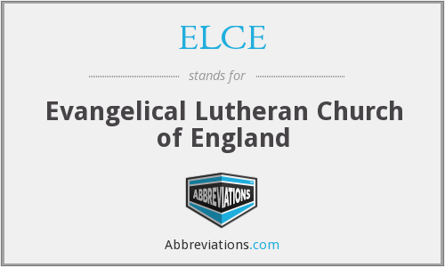 What does ELCE stand for?