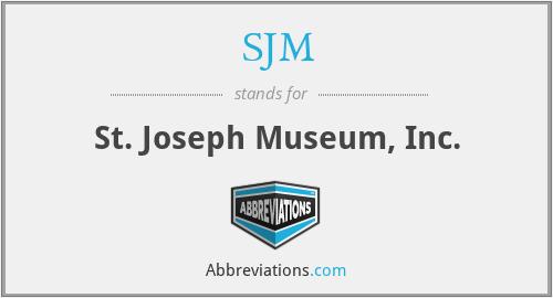 SJM - St. Joseph Museum, Inc.