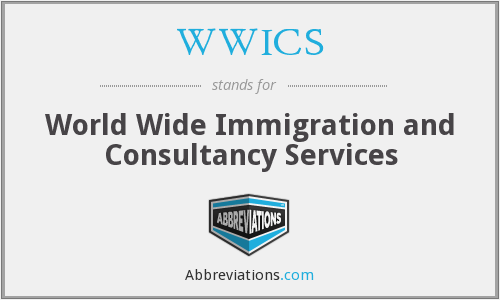 What does WWICS stand for?