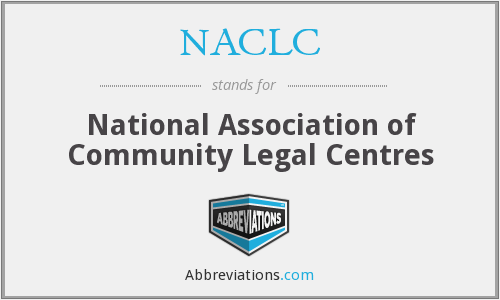 What does NACLC stand for?
