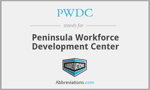 PWDC - Peninsula Workforce Development Center