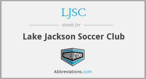 What does LJSC stand for?