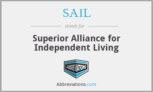 SAIL - Superior Alliance for Independent Living