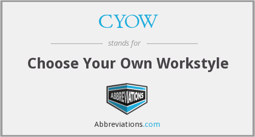 What does CYOW stand for?