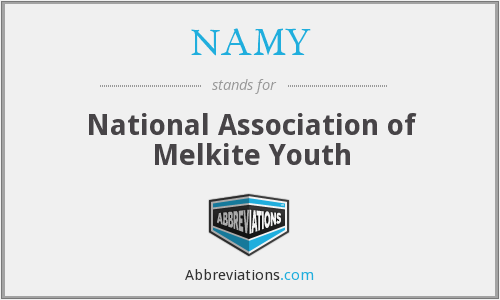 What does NAMY stand for?