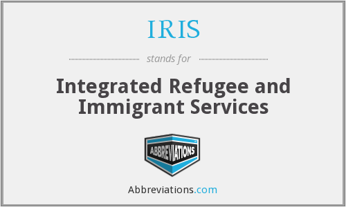 IRIS - Integrated Refugee and Immigrant Services